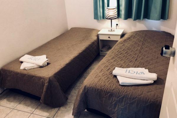Family Apartment Twin Room - IRIS skiathos