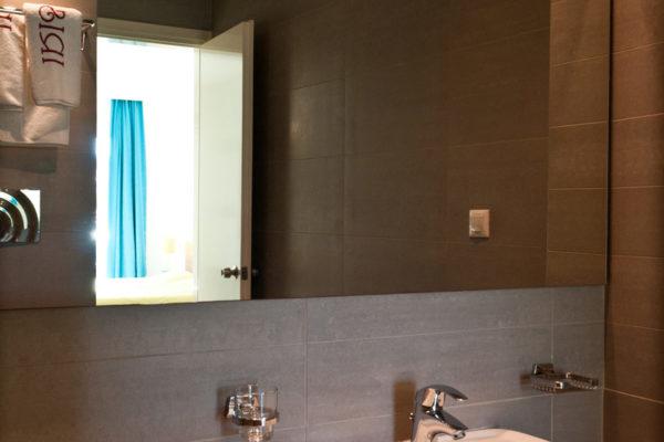 Superior Double Bathroom - IRIS skiathos