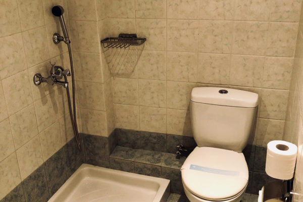 Triple Apartments Bathroom - IRIS skiathos