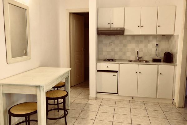 Triple Apartments Kitchen Area - IRIS skiathos
